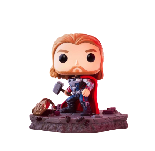 Funko Pop! Avengers Thor: Os Vingadores Thor #587: Marvel - Funko
