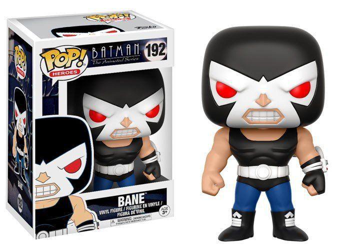 Funko Pop Bane: Batman the Animated Series #192 - Funko