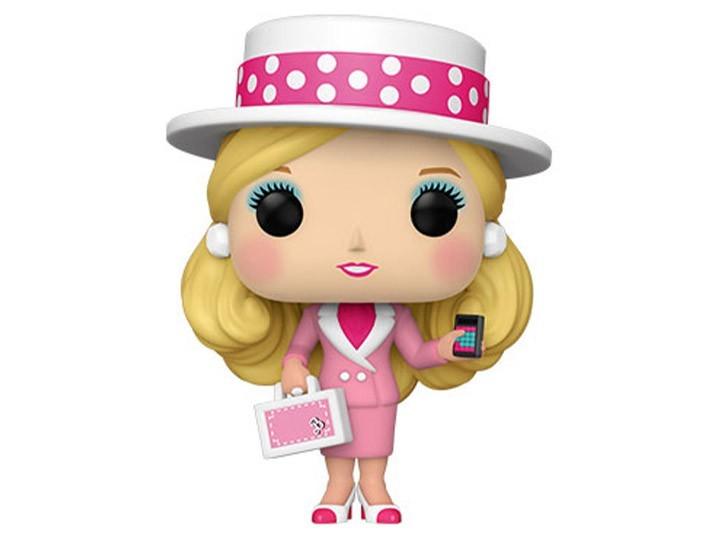 Funko Pop! Barbie: Business Barbie (Mattel Retro Toys) #07 - Funko
