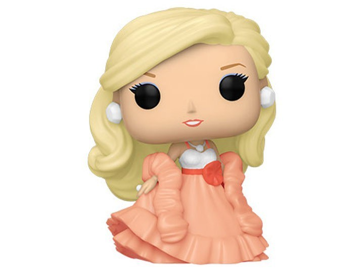 Funko Pop! Barbie: Peaches N Cream (Mattel Retro Toys) #06 - Funko