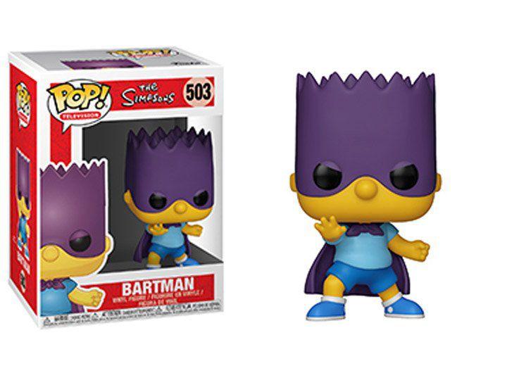 Funko Pop! Bartman: The Simpsons #503 - Funko