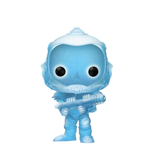 Funko Pop! Batman E Robin Mr. Freeze: Batman E Robin: (Glitter) (EXCLUSIVO SDCC 2020) Edição Limitada #342 - Funko