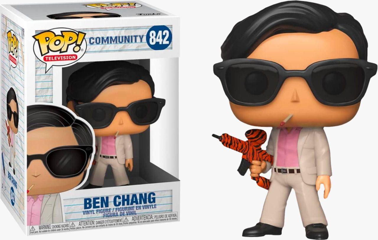 PRÉ VENDA: Funko Pop! Ben: Community #842 - Funko