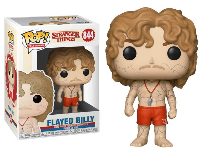 Funko Pop! Billy (Flayed): Stranger Things #844 - Funko