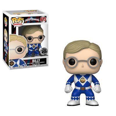 Funko Pop! Billy: Power Rangers #673 - Funko