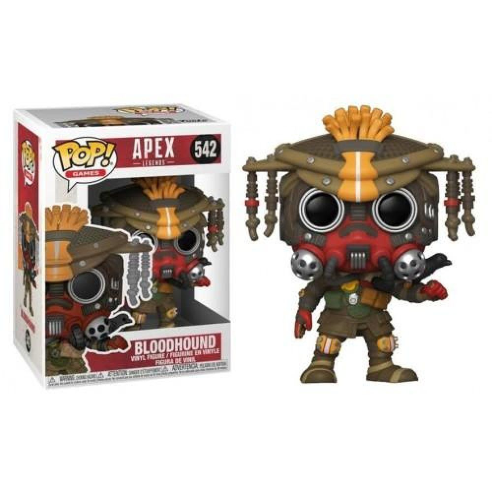 Funko Pop! Bloodhound: Apex Legends #542 - Funko
