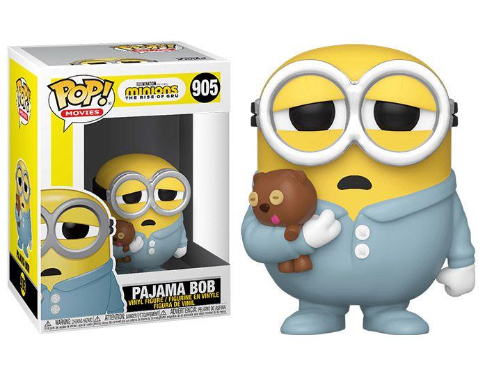PRÉ VENDA: Funko Pop! Bob de Pijama: Minions 2 #905 - Funko