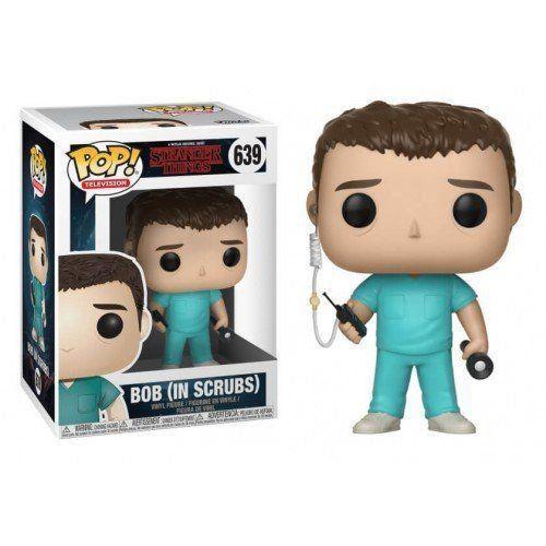 Funko Pop! Bob In Scrubs: Stranger Things #639 - Funko