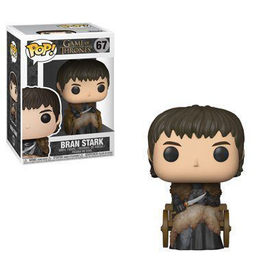 Funko Pop! Bran Stark: Game of Thrones #67 - Funko
