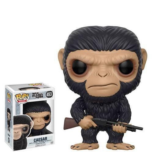 PRÉ VENDA: Funko Pop Caesar: Planeta dos Macacos: A Guerra #453 - Funko