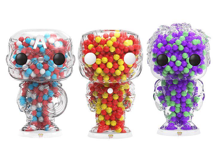 PRÉ VENDA: Funko Pop! Candy: Marvel (Box of 12 Figures) - Funko