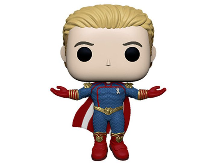 PRÉ VENDA: Funko Pop! Capitão Pátria Levitando (Homelander Levitating): The Boys - Funko