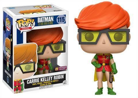 Funko Pop! Carrie Kelley Robin: Batman (The Dark Knight Returns) #115 - Funko