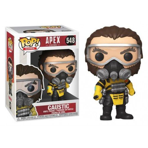 Funko Pop! Caustic: Apex Legends #548 - Funko
