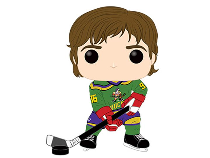 PRÉ VENDA: Funko Pop! Charlie Conway: The Mighty Ducks (Disney) - Funko