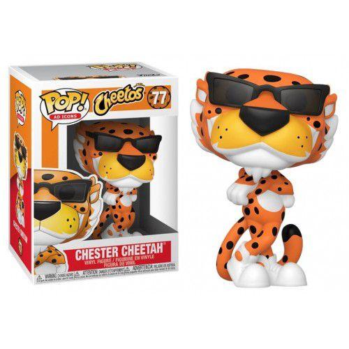 Funko Pop! Chester Cheetah: Cheetos #77 - Funko