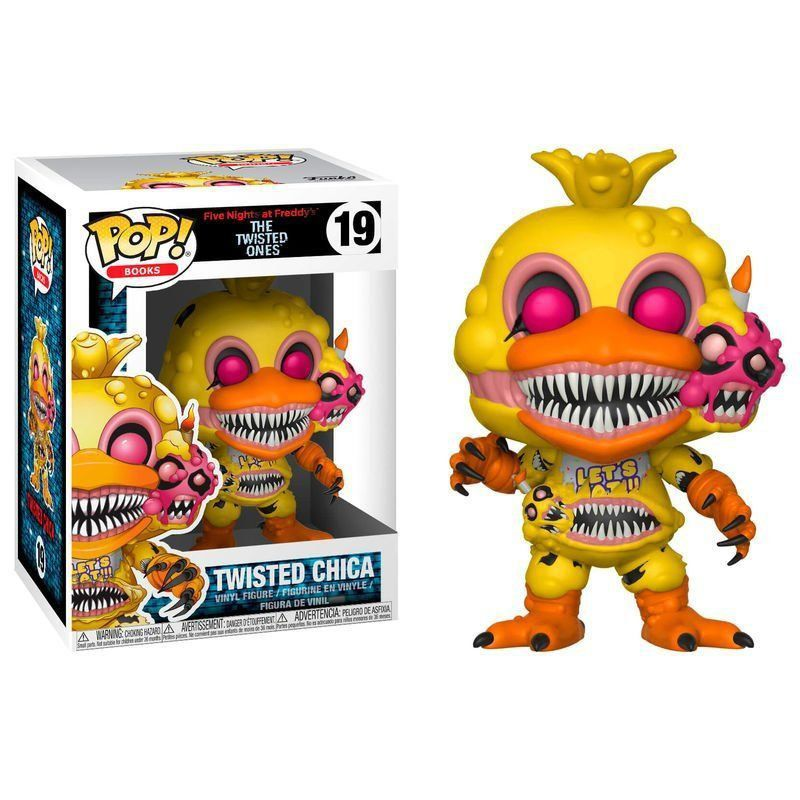 Funko Pop! Chica: The Twisted Ones (FNAF) #19 - Funko