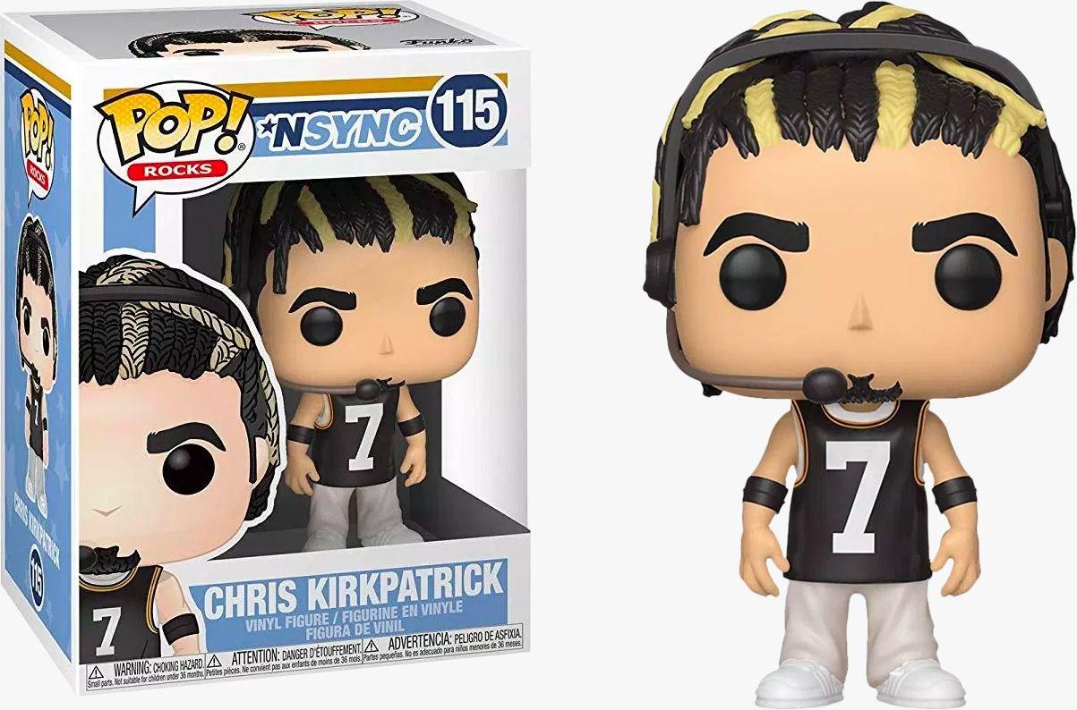 Funko Pop! Chris Kirkpatrick: *NSYNC #115 - Funko
