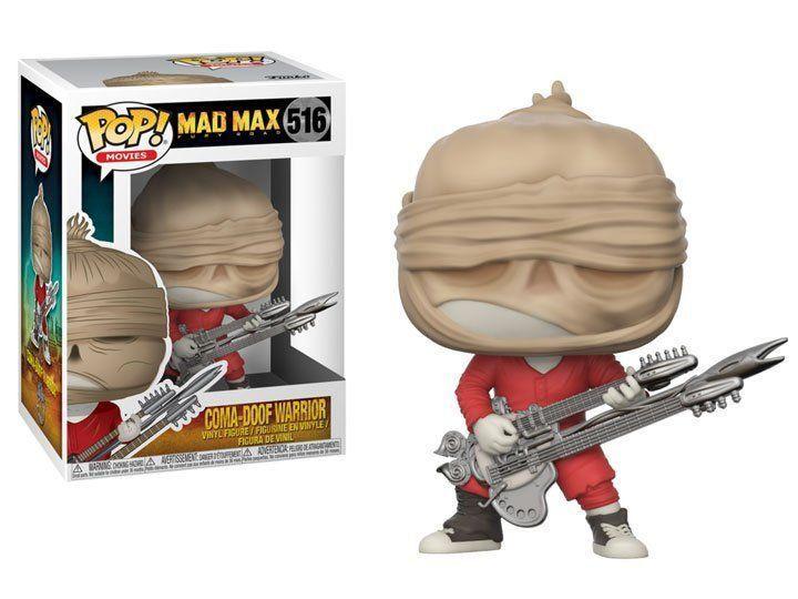 PRÉ VENDA: Funko Pop Coma-Doof: Mad Max Fury Road #516 - Funko