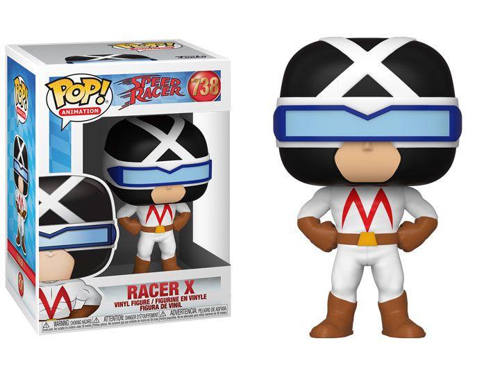 Funko Pop! Corredor X (Racer-X): Speed Racer #738 - Funko