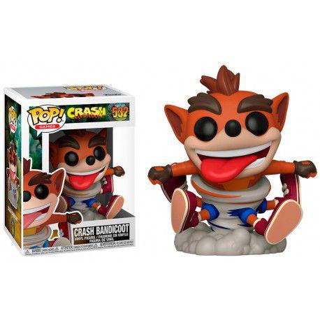 Funko Pop! Crash Bandicoot (Spinning): Crash Bandicoot #532 - Funko