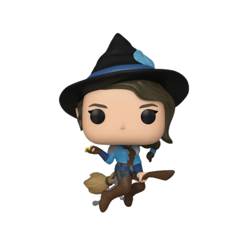 PRÉ VENDA: Funko Pop! Critical Role Vex 'ahlia Na Vassoura: Critical Role: (EXCLUSIVO SDCC 2020) Edição Limitada - Funko