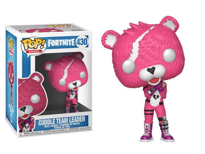 Funko Pop! Cuddle Team Leader: Fortnite #430 - Funko