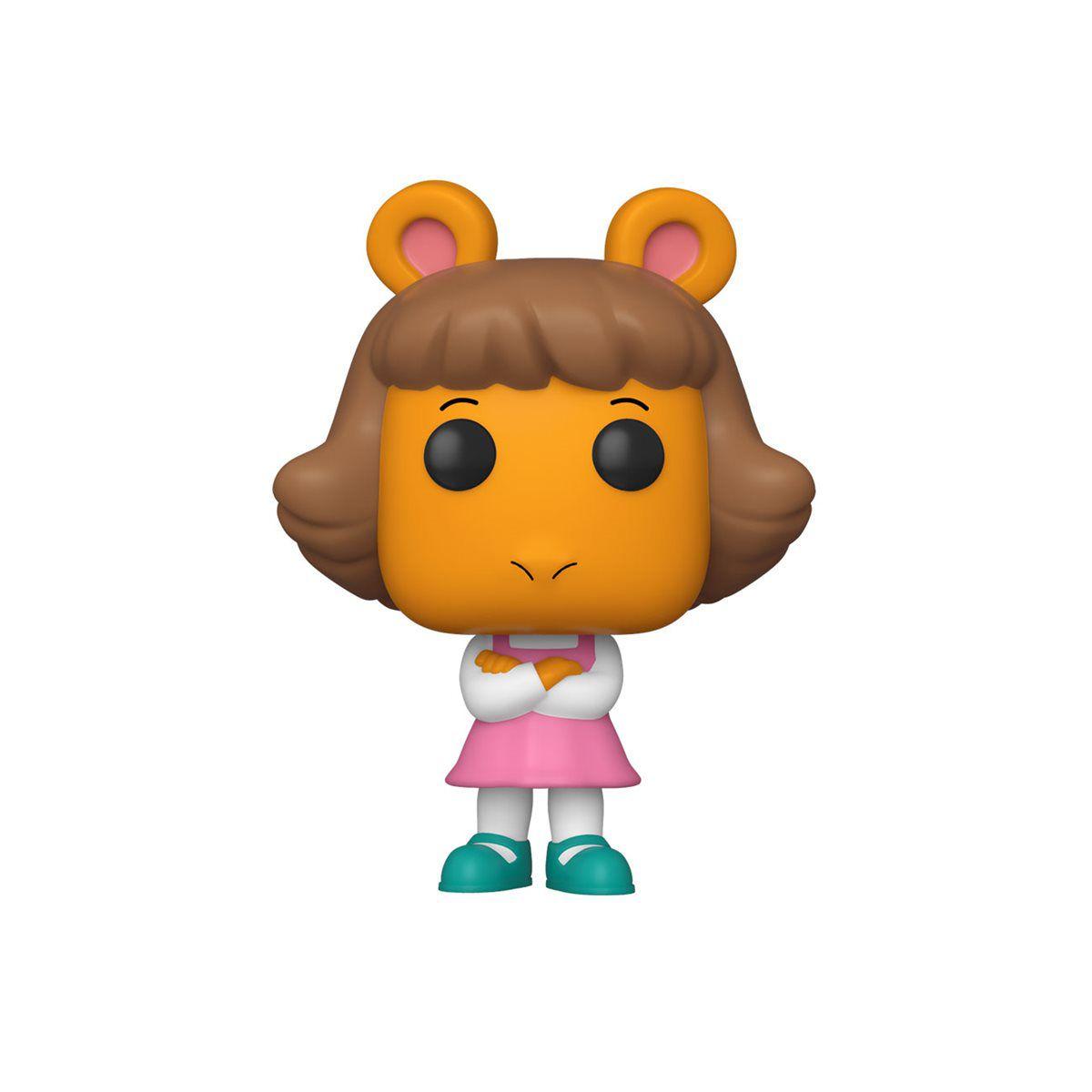 PRÉ VENDA: Funko Pop! D.W. (Dora Winfred): Arthur - Funko