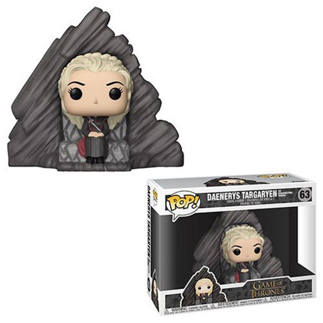 Funko Pop! Daenerys on Dragonstone Throne: Game of Thrones #63 - Funko