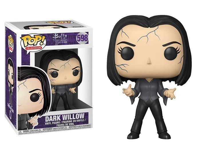 PRÉ VENDA: Funko Pop Dark Willow: Buffy The Vampire Slayer #598 - Funko