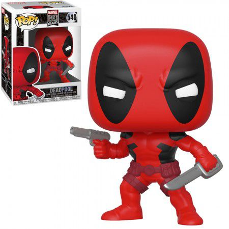 Funko Pop! Deadpool: Marvel (80th Anniversary) #546 - Funko