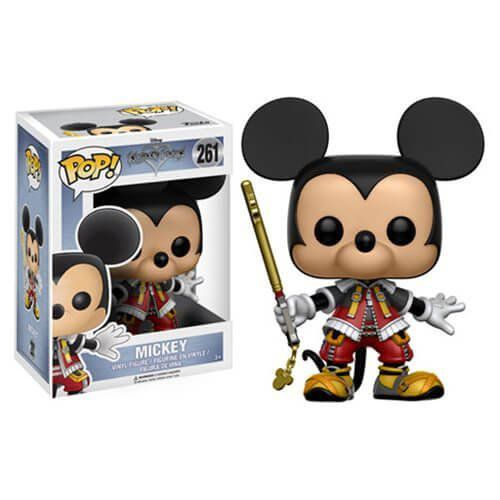 Funko Pop Mickey: Kingdom Hearts #261 - Funko