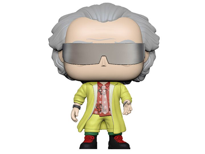 Funko Pop! Doc Brown (2015): De Volta Para o Futuro (Back to the Future) #960 - Funko
