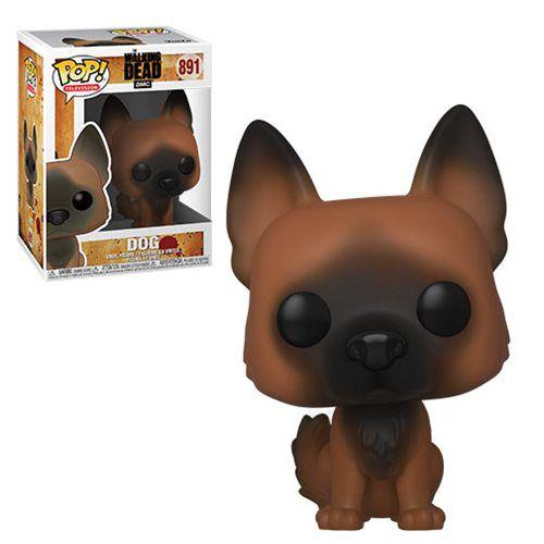 Funko Pop! Dog: The Walking Dead #891 - Funko