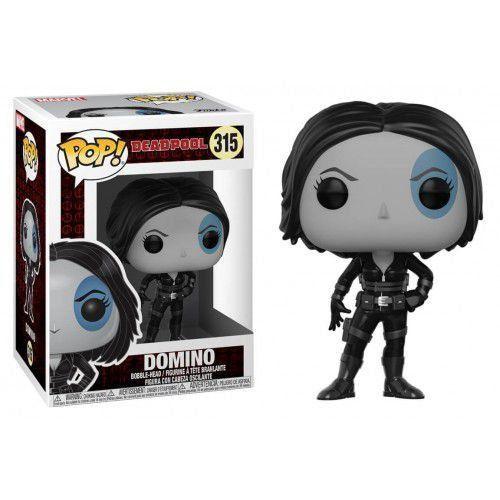 Funko Pop! Domino: Deadpool Marvel #315 - Funko