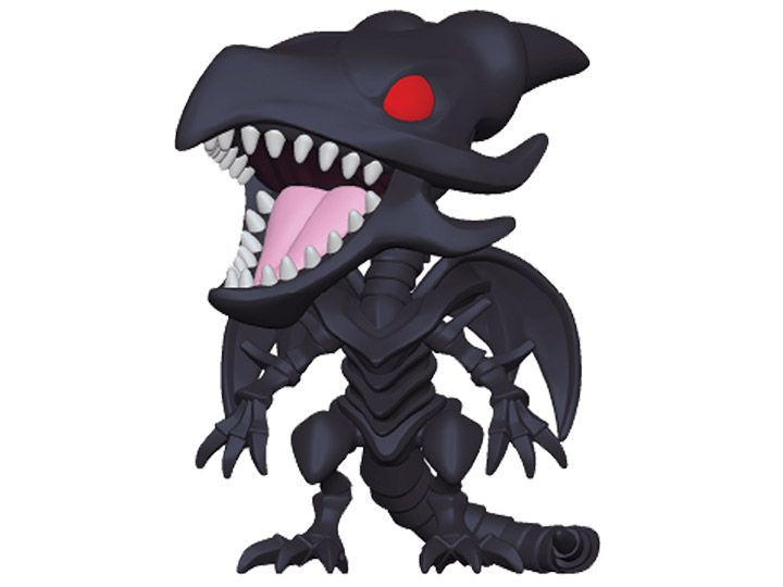 Funko Pop! Dragão Negro de Olhos Vermelhos (Red-Eyes Black Dragon): Yu-Gi-Oh! #718 - Funko