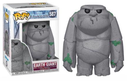 Funko Pop! Earth Giant: Frozen 2 #587 - Funko