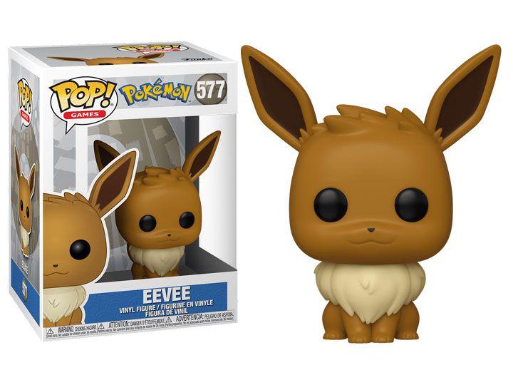 Funko Pop! Eevee: Pokémon #577 - Funko