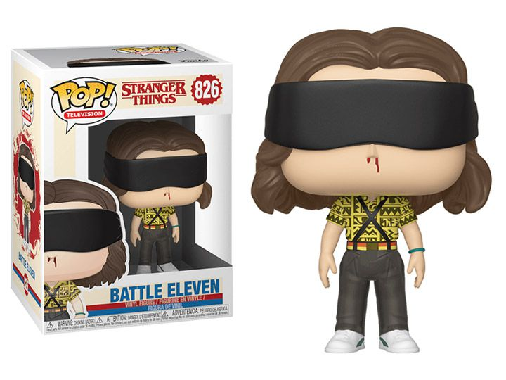 Funko Pop! Eleven (Battle): Stranger Things #826 - Funko