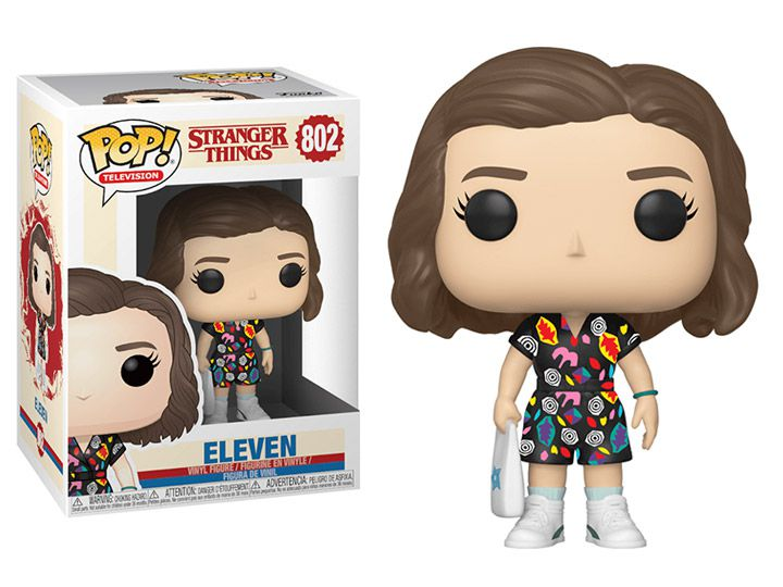 Funko Pop! Eleven (in Mall Outfit): Stranger Things #802 - Funko