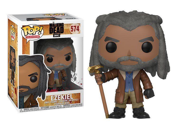 Funko Pop! Ezekiel: The Walking Dead #574 - Funko