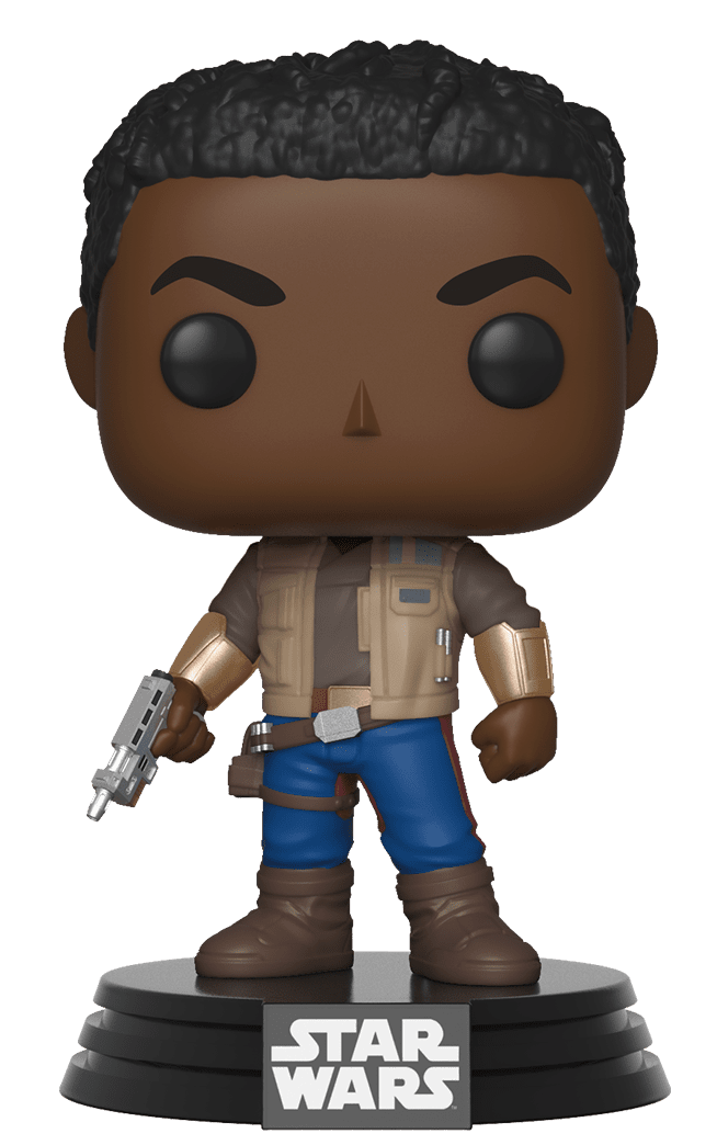 Funko Pop! Finn #309: Star Wars A Ascensão Skywalker (Star Wars The Rise of Skywalker) - Funko