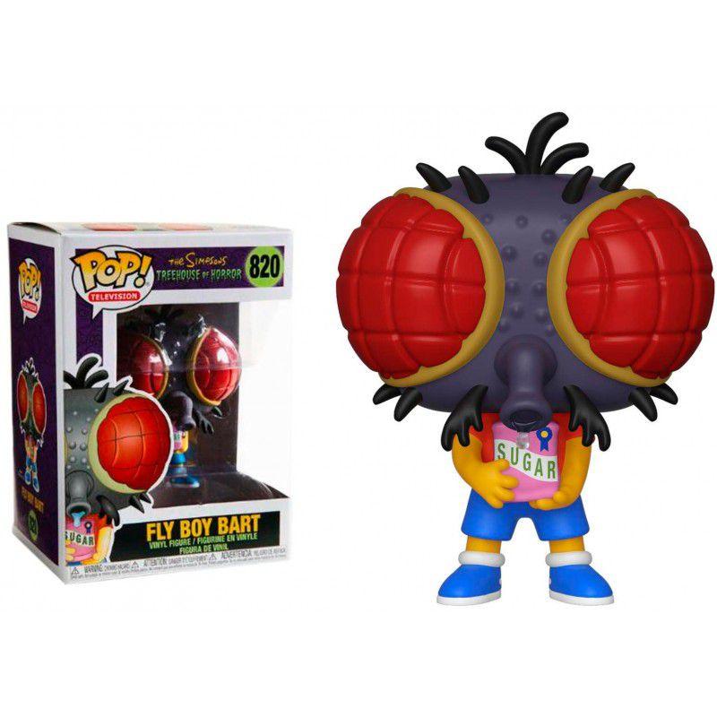 Funko Pop! Fly Boy Bart: The Simpsons (Treehouse of Horror) #820 - Funko