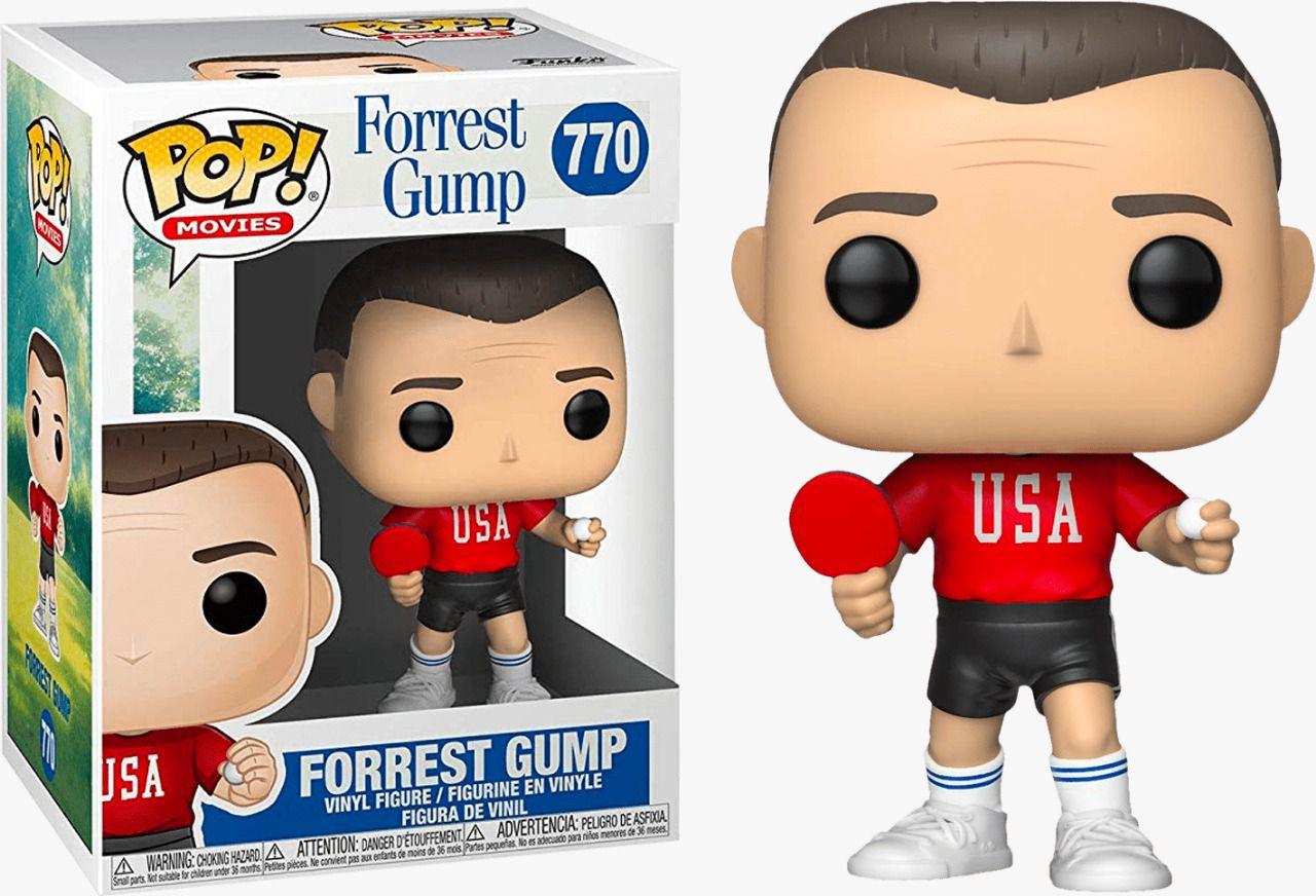 Funko Pop! Forrest Gump (Ping Pong Uniform): Forrest Gump #770 - Funko