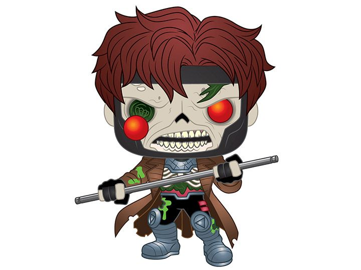 PRÉ VENDA: Funko Pop! Gambit: Marvel Zombies (Marvel) - Funko