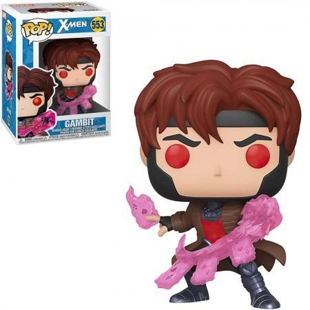 PRÉ VENDA: Funko Pop! Gambit: X-Men (Classic) #553 - Funko