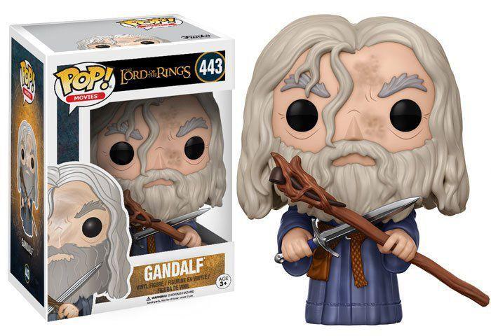 Funko Pop Gandalf: O Senhor dos Anéis #443 - Funko