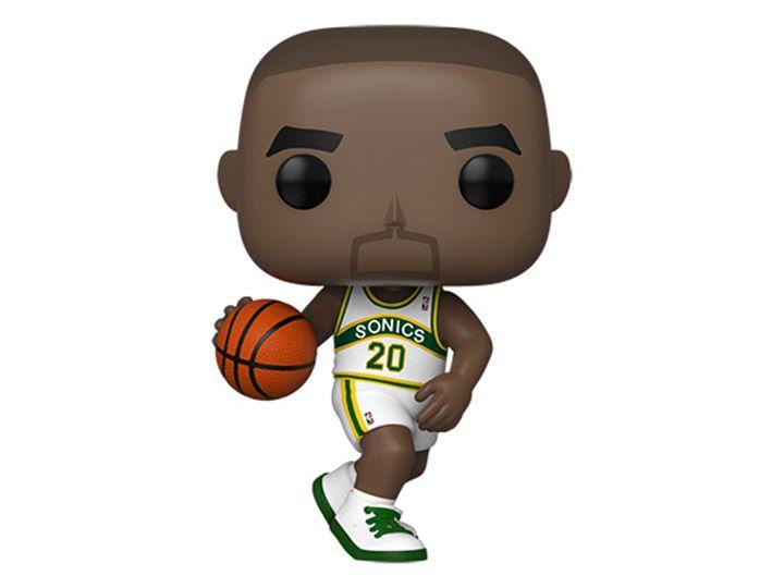 PRÉ VENDA: Funko Pop! Gary Payton: Sonics Home (NBA) - Funko