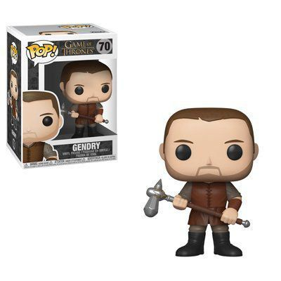 PRÉ VENDA: Funko Pop! Gendry: Game of Thrones #70 - Funko