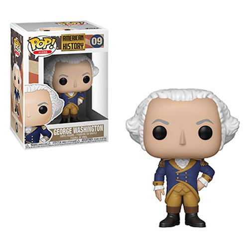 Funko Pop! George Washington: American History #09 - Funko